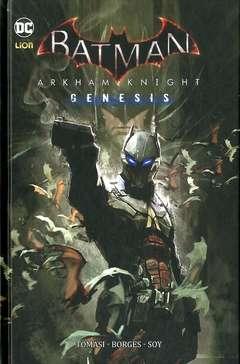 Copertina BATMAN ARKHAM KNIGHT GENESIS n. - BATMAN: ARKHAM KNIGHT - GENESIS, RW LION