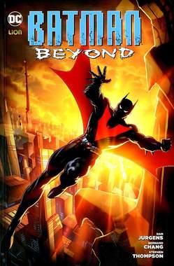 Copertina BATMAN BEYOND Nuova Serie (m4) n.2 - BATMAN BEYOND, RW LION