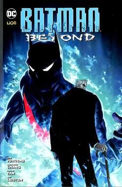 Copertina BATMAN BEYOND Nuova Serie (m4) n.3 - BATMAN BEYOND, RW LION