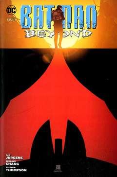Copertina BATMAN BEYOND Nuova Serie (m4) n.4 - BATMAN BEYOND, RW LION