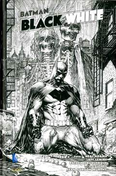Copertina BATMAN BLACK & WHITE 4 n. - BATMAN BLACK & WHITE 4, RW LION