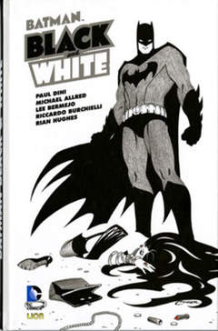 Copertina BATMAN BLACK & WHITE 5 n. - BATMAN BLACK & WHITE #5, RW LION