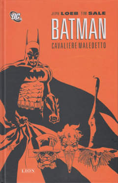 Copertina BATMAN CAVALIERE MALEDETTO n. - BATMAN: CAVALIERE MALEDETTO, RW LION
