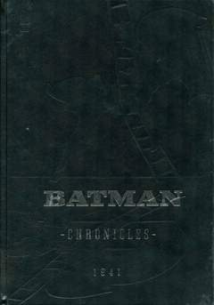 Copertina BATMAN CHRONICLES cofanettoSSP n.3 - BATMAN CHRONICLES, RW LION