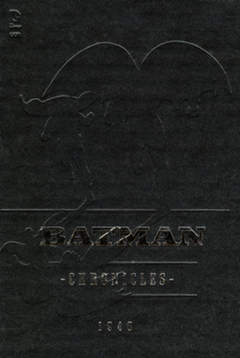 Copertina BATMAN CHRONICLES SSP n.2 - BATMAN CHRONICLES, RW LION