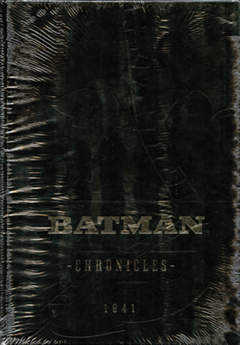 Copertina BATMAN CHRONICLES SSP n.3 - BATMAN CHRONICLES, RW LION