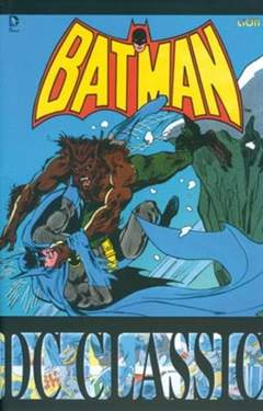 Copertina BATMAN CLASSIC n.8 - BATMAN CLASSIC, RW LION