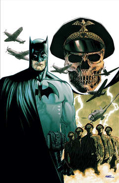 Copertina BATMAN CONFIDENTIAL n.8 - BLACKHAWK DOWN, RW LION