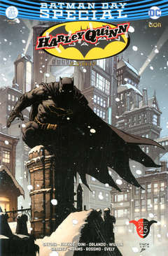 Copertina BATMAN DAY 2017 ALBO n.1 - BATMAN DAY SPECIAL, RW LION
