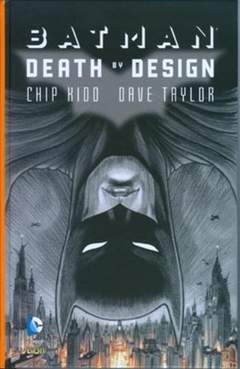 Copertina BATMAN DEATH BY DESIGN n. - BATMAN DEATH BY DESIGN, RW LION
