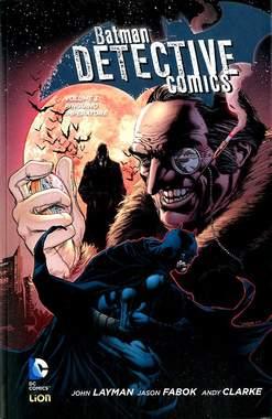 Copertina BATMAN DETECTIVE COMICS n.3 - PINGUINO IMPERATORE, RW LION