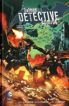 Copertina BATMAN DETECTIVE COMICS n.4 - WRATH, RW LION
