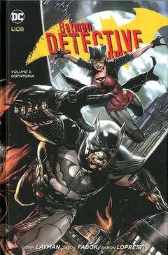 Copertina BATMAN DETECTIVE COMICS n.5 - GOTHTOPIA, RW LION