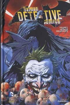 Copertina BATMAN DETECTIVE COMICS n.1 - LE FACCE DELLA MORTE, RW LION