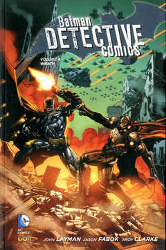 Copertina BATMAN DETECTIVE COMICS New 52 n.4 - WRATH, RW LION