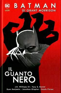 Copertina BATMAN DI GRANT MORRISON n.2 - BATMAN E IL GUANTO NERO, RW LION