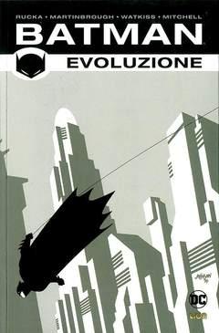 Copertina BATMAN DI GREG RUCKA n.1 - EVOLUZIONE, RW LION