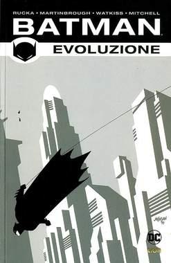 Copertina BATMAN DI GREG RUCKA Riediz. n.1 - BATMAN DI GREG RUCKA - Riedizione, RW LION