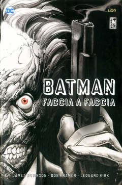 Copertina BATMAN FACCIA A FACCIA n. - FACCIA A FACCIA, RW LION