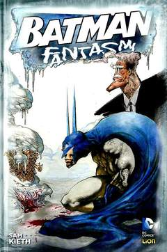 Copertina BATMAN FANTASMI n. - BATMAN: FANTASMI, RW LION