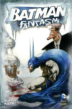 Copertina BATMAN FANTASMI Bross. n. - BATMAN: FANTASMI, RW LION