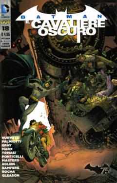 Copertina BATMAN IL CAV.OSCURO #18 Var. n. - BATMAN 75 ANNI Variant, RW LION