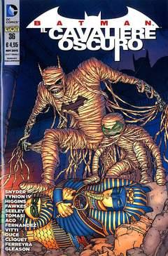 Copertina BATMAN IL CAV.OSCURO #36 Var. n. - Variant HALLOWEEN, RW LION