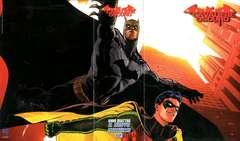 Copertina BATMAN IL CAV.OSCURO cofanetto n.4 - Contiene BATMAN IL CAVALIERE OSCURO #42 Variant, RW LION
