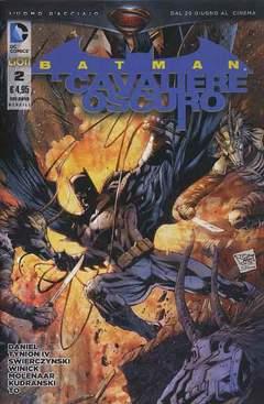 Copertina BATMAN IL CAV.OSCURO n. serie n.2 - BATMAN IL CAVALIERE OSCURO, RW LION