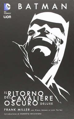 Copertina BATMAN IL RITORNO DEL...Limit. n. - BATMAN: IL RITORNO DEL CAVALIERE OSCURO - Limited, RW LION