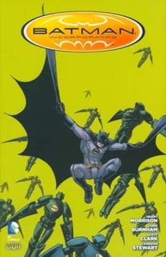 Copertina BATMAN INC. n.2 - BATMAN INC., RW LION