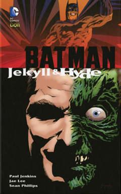 Copertina BATMAN JEKYLL E HYDE n. - JEKYLL E HYDE, RW LION