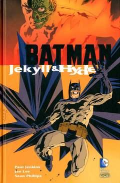 Copertina BATMAN JEKYLL E HYDE Variant n. - BATMAN JEKYLL E HYDE - Variant Cover, RW LION