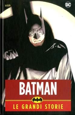 Copertina BATMAN (Le grandi storie) n. - BATMAN, RW LION