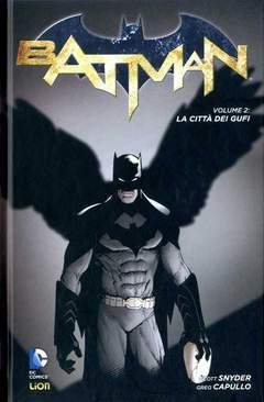 Copertina BATMAN New 52 limited n.2 - LA CITTA' DEI GUFI, RW LION