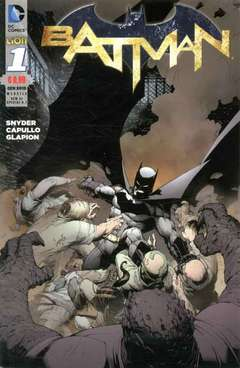 Copertina BATMAN NEW 52 SPECIAL n.1 - BATMAN, RW LION