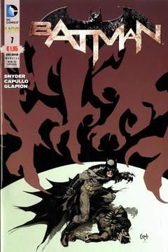 Copertina BATMAN NEW 52 SPECIAL n.7 - BATMAN, RW LION