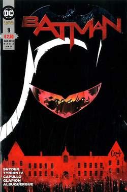 Copertina BATMAN NEW 52 SPECIAL n.9 - BATMAN, RW LION