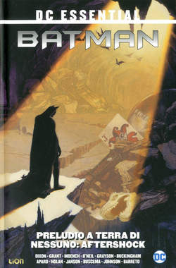 Copertina BATMAN PRELUDIO A TERRA DI... n.2 - AFTERSHOCK, RW LION