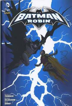 Copertina BATMAN & ROBIN 2012 n.2 - BATMAN WORLD 5, RW LION