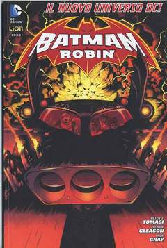 Copertina BATMAN & ROBIN 1 VARIANT n. - BATMAN & ROBIN 1 VARIANT, RW LION