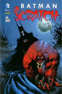 Copertina BATMAN SCRATCH n. - SCRATCH, RW LION