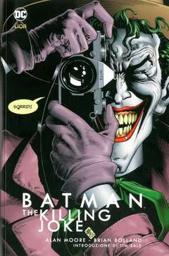 Copertina BATMAN THE KILLING JOKE Rist. n. - THE KILLING JOKE - Ristampa, RW LION