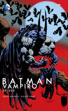 Copertina BATMAN VAMPIRO n. - VAMPIRO, RW LION