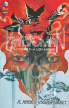 Copertina BATWOMAN n.1 - BATWOMAN, RW LION