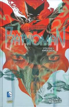 Copertina BATWOMAN Volume n.1 - IDROLOGIA, RW LION