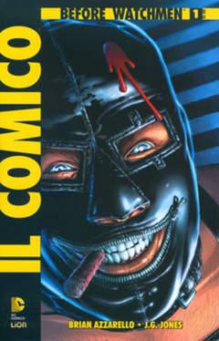 Copertina BEFORE WATCHMEN IL COMICO n.1 - BEFORE WATCHMEN: IL COMICO, RW LION
