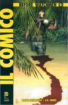 Copertina BEFORE WATCHMEN IL COMICO n.2 - BEFORE WATCHMEN: IL COMICO, RW LION