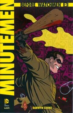 Copertina BEFORE WATCHMEN MINUTEMEN n.2 - BEFORE WATCHMEN: MINUTEMEN, RW LION