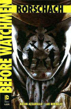 Copertina BEFORE WATCHMEN RORSCHACH n. - BEFORE WATCHMEN RORSCHACH - Ediz.Ass.Excl.Var.Fier, RW LION